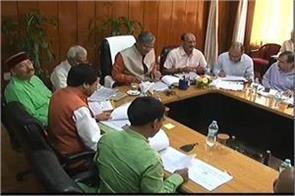 cm reviews the development works of assembly constituencies