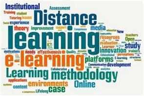 better options to study with job is distance learning