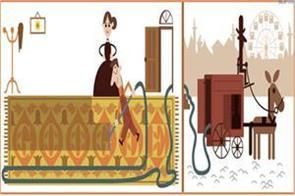 google doodle honours vacuum cleaner inventor hubert cecil booth