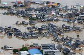 japan people lacking essential items after floods