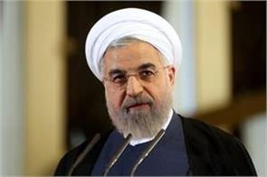 iran s president warns over us push against buying iran oil