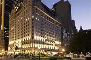 qatar to buy sahara s new york plaza hotel for 600 million
