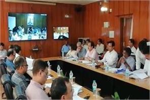 cm reviewed assembly constituencies of almora and bageshwar districts