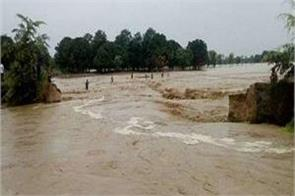 rain erupted in uttar pradesh 65 people lost in the last 3 days