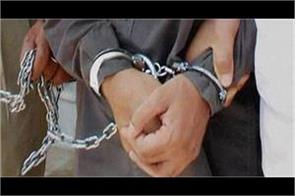 police arrest three highway robbers in amroha