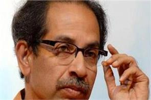 uddhav thackeray accused of corruption in bjp