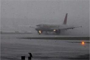 mumbai airport collides with bigger accident aircraft overtaking runway