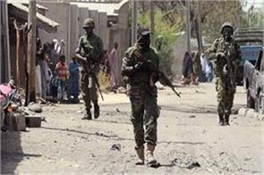 boko haram attack on military center many soldiers fear of casualties