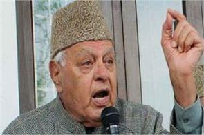 farooq abdullah s controversial statement on mobs lining