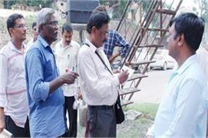 team of experts from delhi and puducherry reached bilaspur to deal with dengue