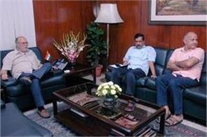 kejriwal asks for time to meet rajnath