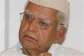 former cm nd tiwari s condition delicate icu recruited