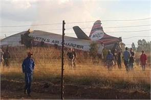 19 people injured in south african crashes