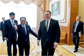 after talks with pompeo north korea told american demands greedy