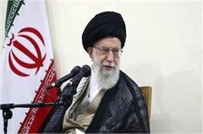 khamene in support of president hassan rouhani
