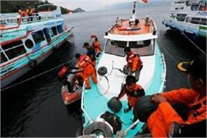 indonesia 16 people killed in boat ferry accident