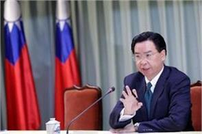 china could capture taiwan if us aid was not received joseph woo