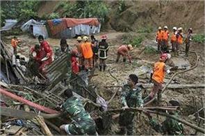5 children die from landslides in bangladesh