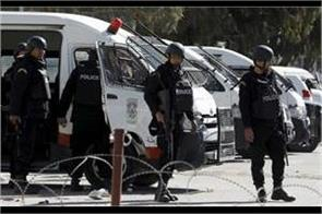 terror attack in tunisia 6 security personnel killed