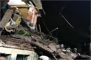 five building collapses in mumbai