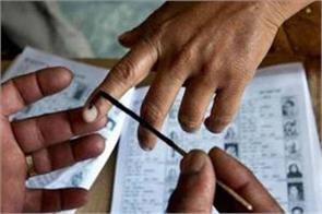 meghalaya by election 77 percent more polling