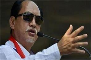 after tharoor s remarks about cap nagaland chief minister plotted
