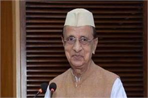 former assam governor bhishma narayan singh passes away