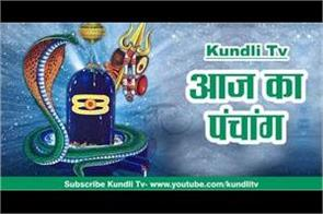 kundli tv todays calendar 13th august 2018