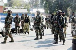encounter between security forces and militants in anantnag