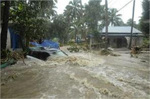 774 peoples die in 7 states from monsoon rains and flood