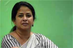 not a question of coalition with aap sharmistha mukherjee