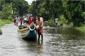 kerala flood center refuses foreign relief fund