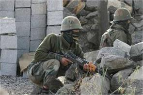 in baramulla encounter between militants and security forces