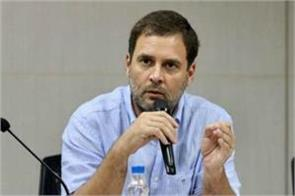 rahul gandhi new look