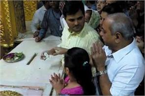 nitin patel stop son from donating rs 500 in somnath temple