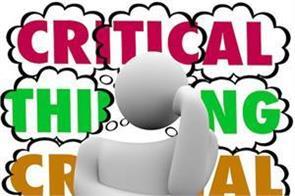 delhi government new course  critical thinking