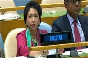 india tough response to pak on kashmir dispute in united nations