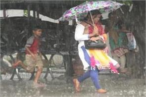 heavy rains may occur in 24 hours of the state
