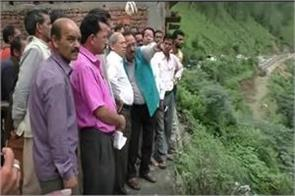 5 member team conducts terrestrial inspection of yamunotri highway