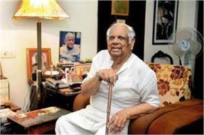 former speaker somnath chatterjee condition worsened