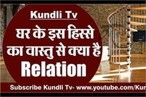 what is this part of the house with vastu relation
