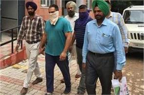 in mohali two arrested including heroin weapon and drug money