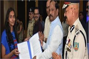 cm handed over appointment letters to 2645 newly appointed police inspectors
