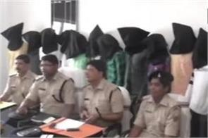 11 arrested for gangrape of minor girls
