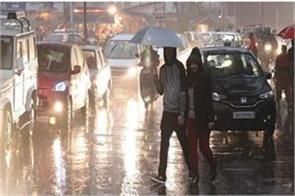 weather department alert for heavy rain in 6 districts
