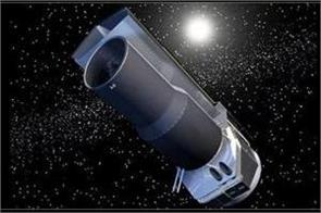 nasa s spitzer telescope completes 15 years in space