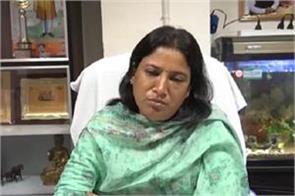 rekha arya statement on murder case