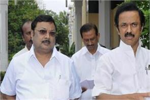 after the death of karunanidhi the struggle for power in the family begins