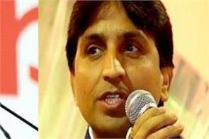 vishwas target on arvind kejriwal