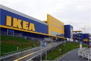 largest furniture company ikea opened its first indian store